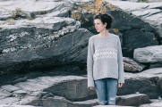 Image of Katla Sweater Copyright Whitney Howard